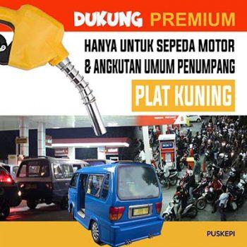 Dukung Subsidi Premium