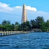 Menyibak Pesona Pulau Biawak di Indramayu
