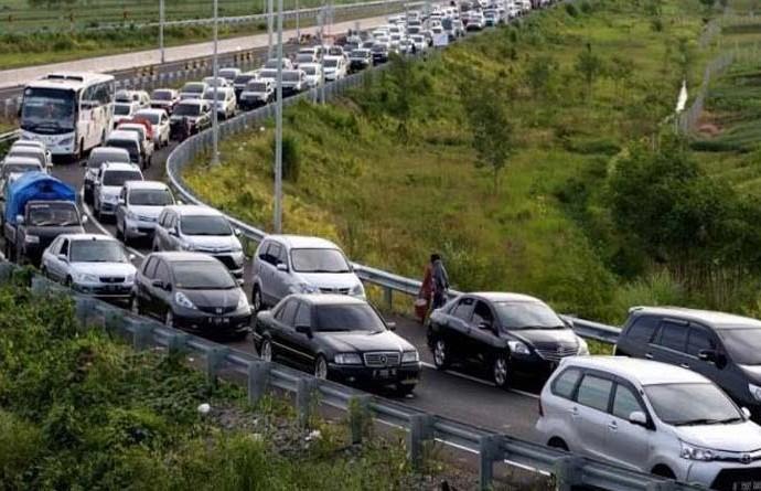 Kemacetan Mudik Lebaran Tak Terkirakan