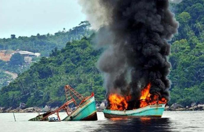 Mafia illegal Fishing Berusaha Revisi Perpres 44 Tahun 2016