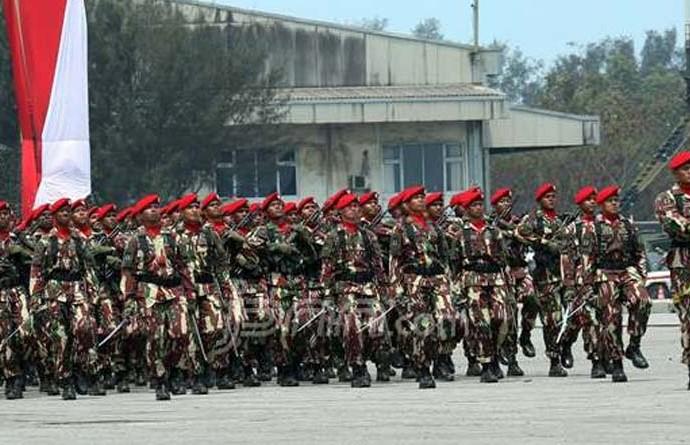 Panglima TNI Berkeluh, Militer Kita Frustrasi ?