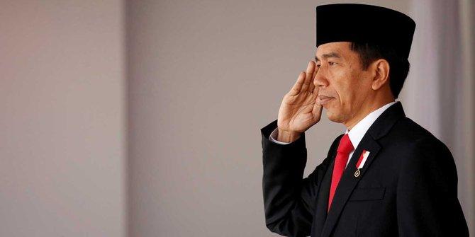 Presiden Tak Ingin Bendera Terbalik Dibesar-besarkan