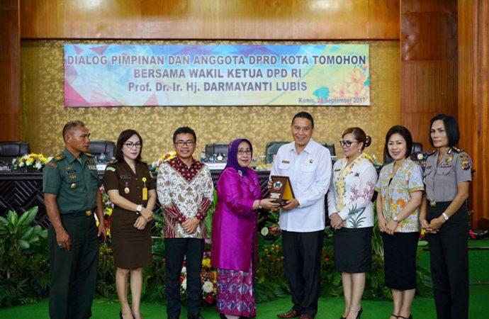 DARMAYANTI LUBIS : INDONESIA ALAMI DEGRADASI SUMBER DAYA