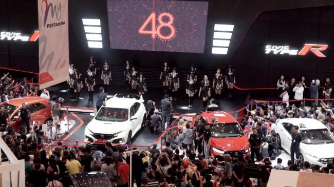 GIIAS Surabaya Auto Show 2017 Sukses