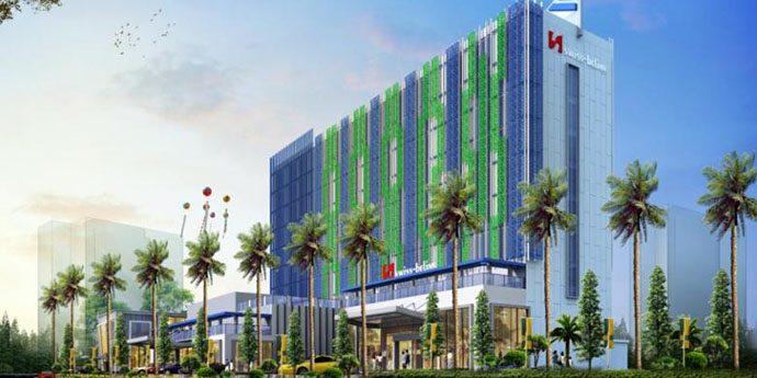 Kawasan Industri Bangun Hotel Rp 125 Miliar
