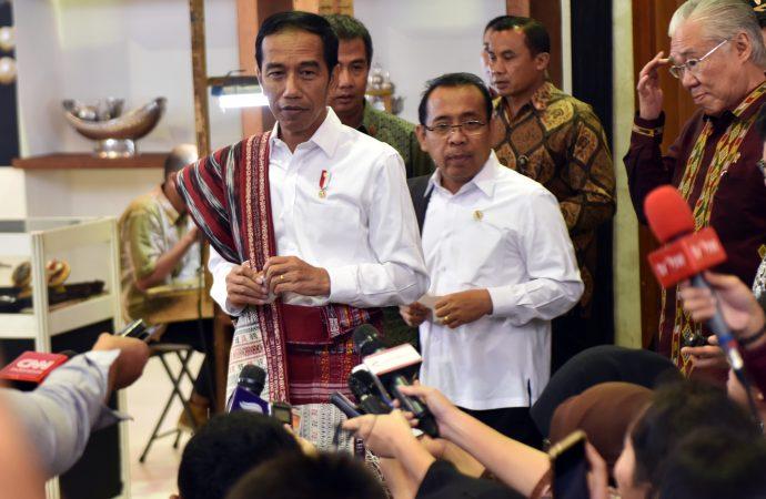 Soal Isu Senjata, Presiden Sudah Dapat Penjelasan Panglima TNI