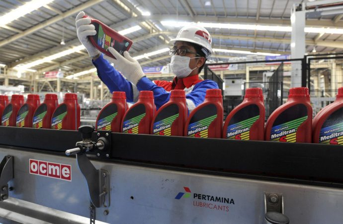 PT PERTAMINA LUBRICANTS RAIH INDONESIAN CHAMPION FOR ASEAN AWARD 2017