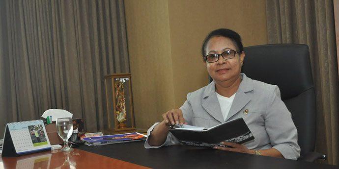 Menteri Yohana Dorong Peran Wanita Di Sektor Transportasi