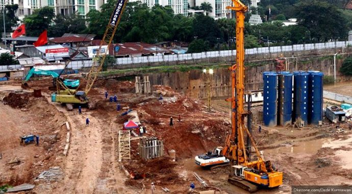 Pembangunan Infrastruktur untuk Kejar Ketertinggalan Daya Saing