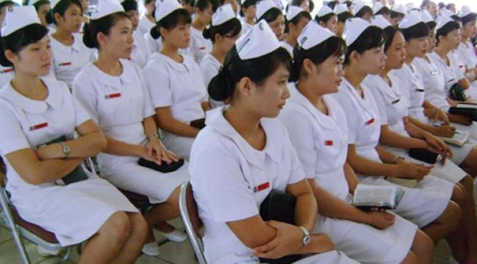 Sekolah Perawat Banyak tapi Kualitasnya Jeblok