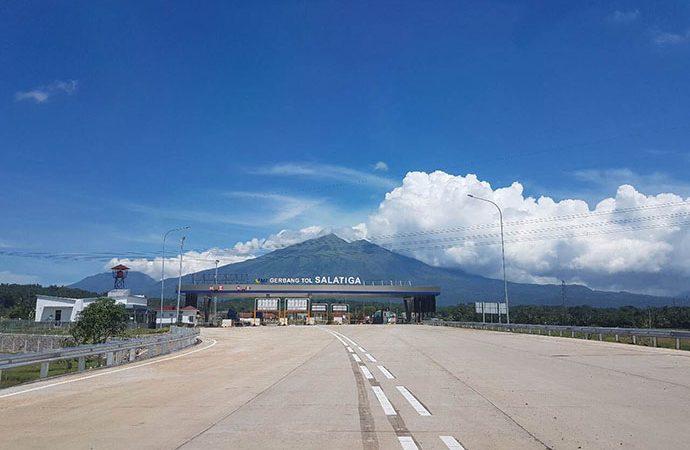 Tol Bawen-Salatiga Dioperasikan, Jasa Marga Kejar Target 210 Km Tol Baru Beroperasi Tahun Ini