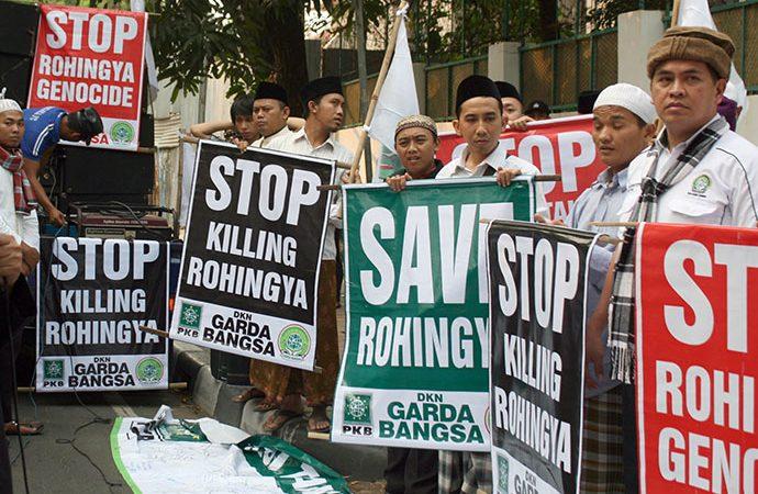 "Muslim Rohingya, ""The Killing Fields"", PBB & Kepentingan Nasional"