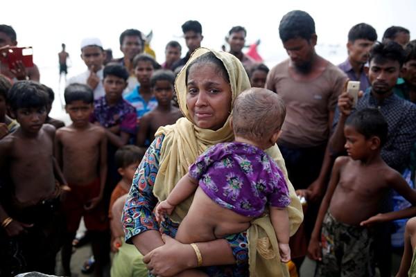 200 RELAWAN SUMBAR SIAP TARUNG DI MYANMAR