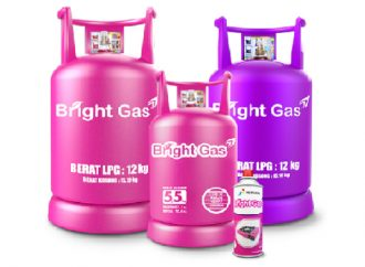 Bupati Lebak : ASN Pakai Bright Gas