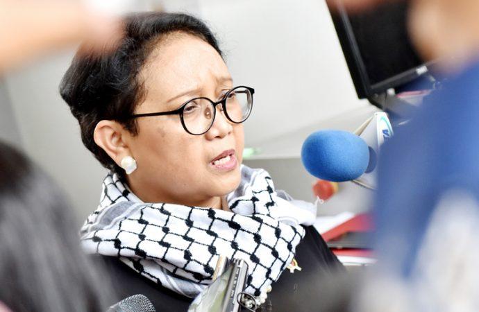 Jokowi Minta OKI Protes Keras AS
