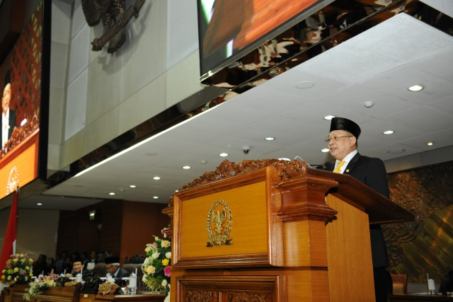 Bamsoet Uraikan 'Senayan Pelangi Indonesia'