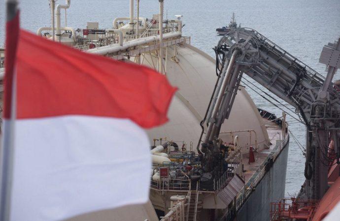 LNG Perdana Blok Mahakam untuk Nusantara Regas