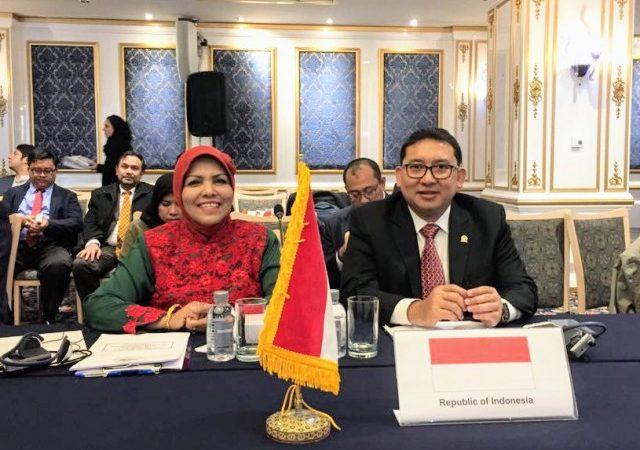 Fadli : Parlemen Negara Islam Tak Punya Gigi
