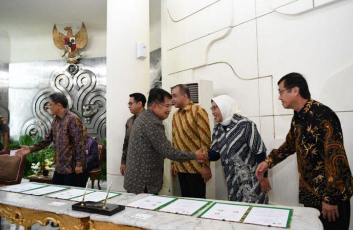 Wapres Larang Indonesia Jiplak Silicon Valley