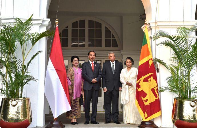 Indonesia Akan Pasok Kereta Api untuk Sri Lanka