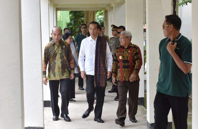 Jokowi Ingatkan Lagi Perpecahan