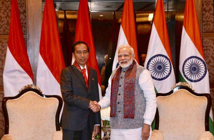 Jokowi Protes Tingginya Bea Masuk Sawit Indonesia ke India