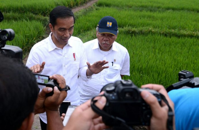 Jokowi Harap Kerja Sama Pemerintah-DPR Kian Baik