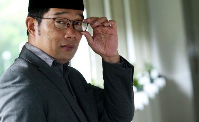 Ridwan Kamil Akan Berpasangan dengan Uu Ruzhanul Ulum