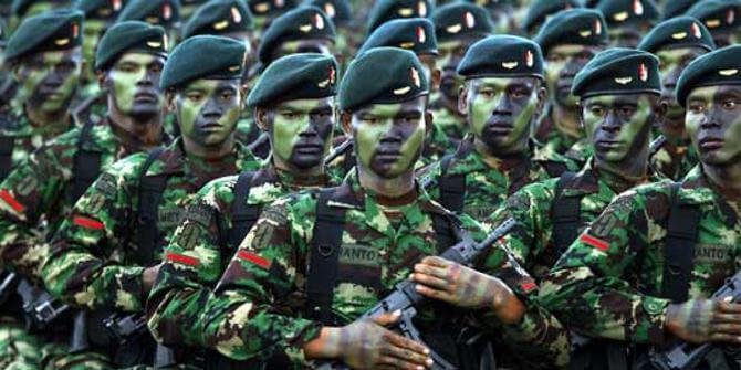 10 Anggota TNI-Polri Maju Pilkada