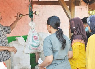Bank Sampah Binaan Pertamina Patut Dapat Jempol
