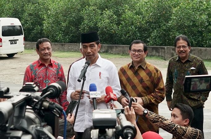 Jokowi Sedang Cari Calon Wakil Presiden
