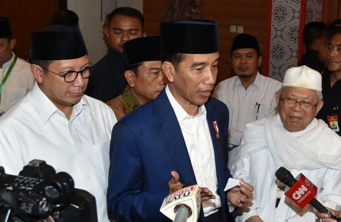 Jokowi Aku Pertemuan dengan Megawati