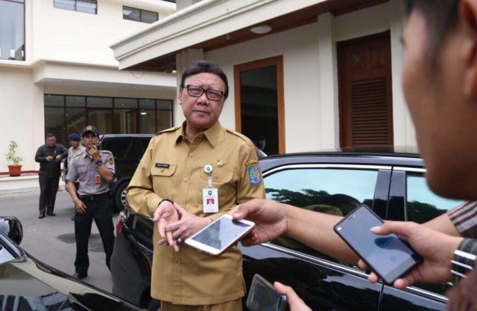 Mendagri : Bupati Ngada Ditangkap KPK, Rusak Susu Sebelanga