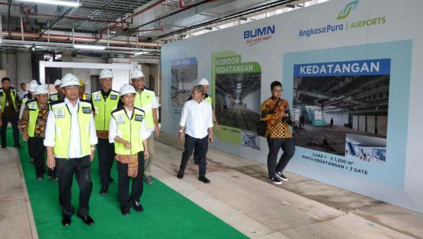 Inilah Bandara Terapung Pertama di Indonesia