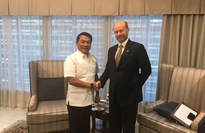 Moeldoko : Australia Perlu Indonesia