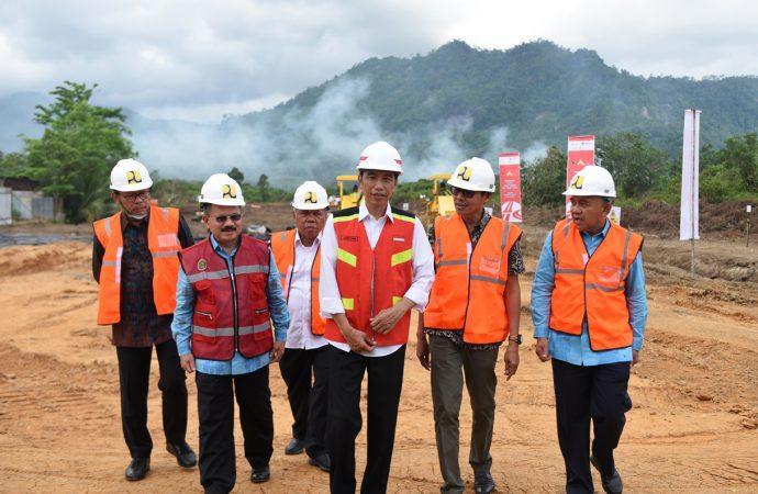 Rp78 Triliun Biaya Pembangunan Tol Padang-Pekanbaru