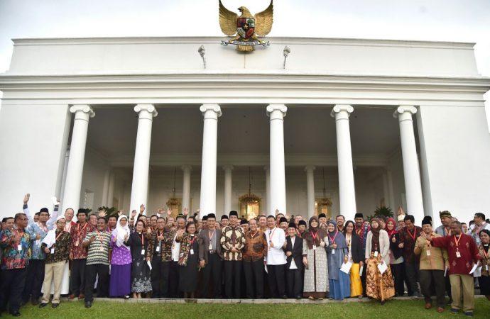 Jokowi Ajak Ulama Bersinergi