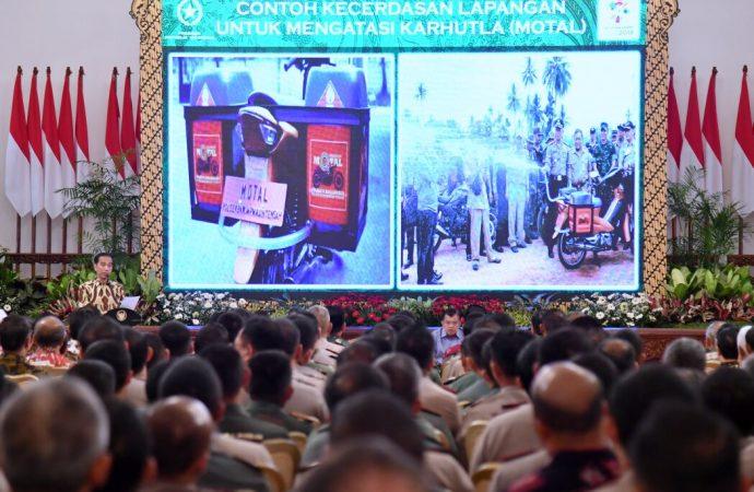 Ciptakan Motal, Aipda Anang Dipuji-puji Jokowi