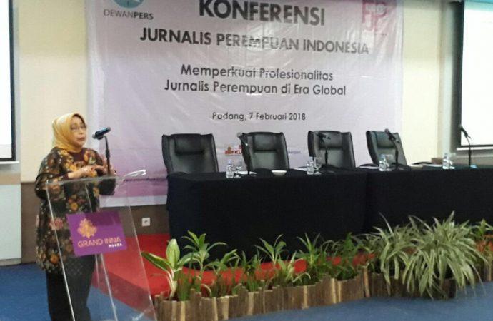 Kesejahteraan Jurnalis Perempuan Memprihatinkan