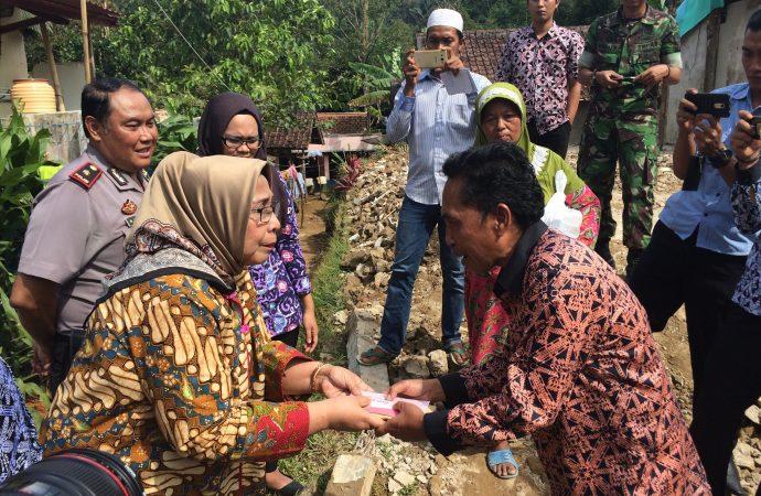 DPD Minta Bupati Lebak Blak-blakan Soal Gempa