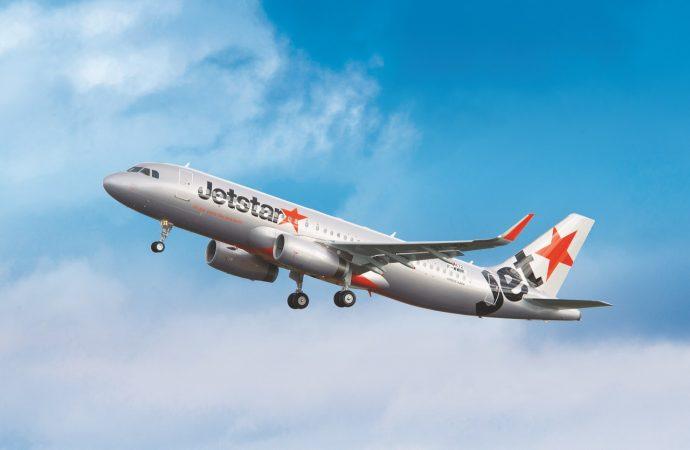 Jetstar Asia Perkenalkan Program Pelatihan Kadet Pilot Bekerjasama dengan L3 CTS