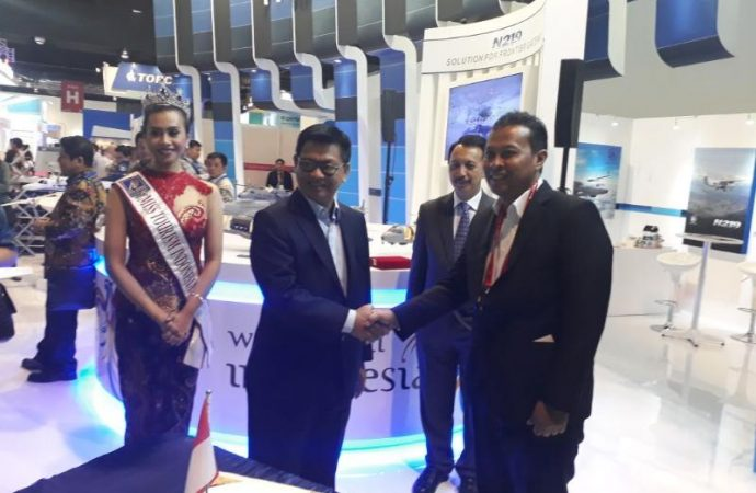 Pelita Air Operasikan Pesawat N219 untuk Pemprov Kalimantan Utara dan Kabupaten Puncak Papua