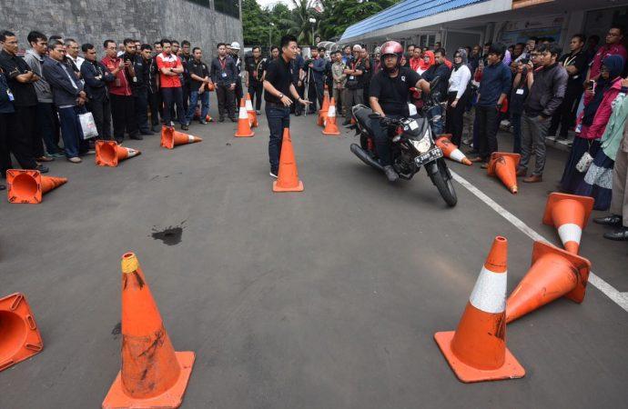 Pertamina Ajak Pembalap Indonesia Tingkatkan Budaya Aman Berkendara