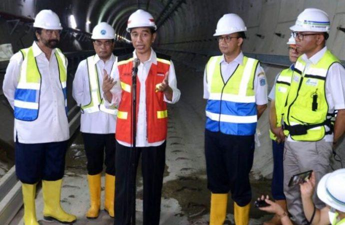 Bukan Hanya PSI Semua Partai Boleh Ketemu Jokowi
