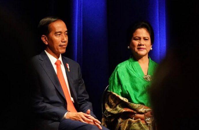 Jokowi Bilang Papua Paling Sering Didatanginya