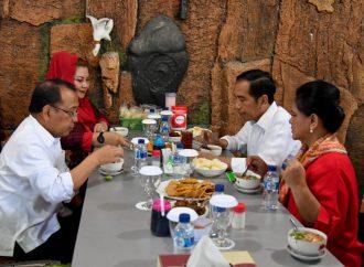 Sudah Presiden tapi Jokowi Masih Gemari Soto
