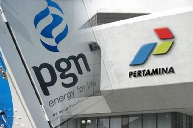 Pertamina Pimpin Holding BUMN Migas