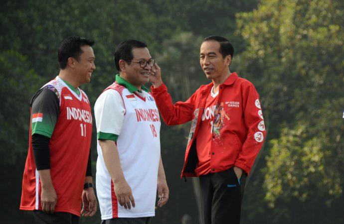 Jokowi Tak Ingin Kasus Mako Brimob Terulang