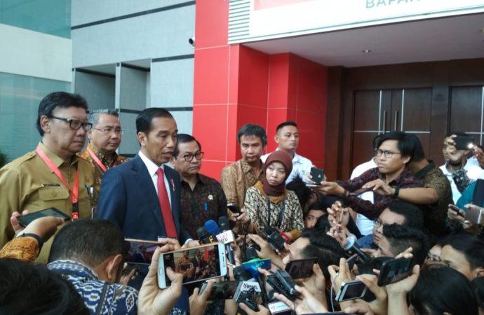 Jokowi Sebut Terorisme Tindakan Biadab