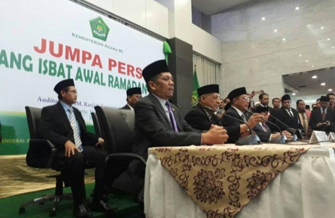 Sidang Isbat Awal Ramadan Dilakukan 15 Mei